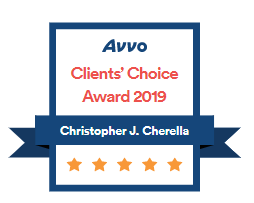 Avvo Clients' Choice 2019